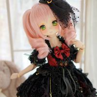 MDD服 ミニドルフィードリーム 人形用 ドールサイズ ドレスアップ セット服