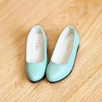MDD靴 通販 ミニドルフィードリーム アクアブルー 人形用 シューズ