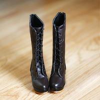 DD,DDS,DDDY,SD ドルフィードリーム 靴 ブーツ(ブラウン)