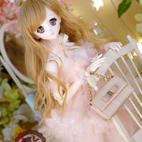 DD/DY/SDGR/SD10/SD16 ドリフィードリーム服 ルームウェア(ピンク)