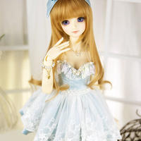 DD,SDGR,1/3サイズ プリンセスドレス ドルフィードリーム 服 豪華セット