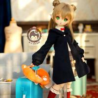 MDD ドール Mini Dollfie Dream  お出かけ コーデセット(ブルー)