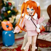 MDD,1/4サイズ ドールサイズ ミニドルフィードリーム 人形用 お洋服