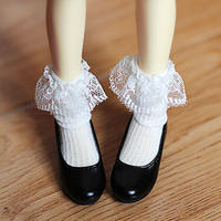 MDD ミニドルフィードリーム靴 ロリータパンプス(ブラック)