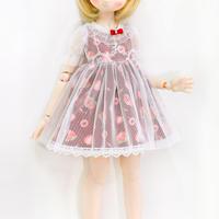 MDD/SDM ミニドルフィードリーム 女の子 ドール服 ワンピース