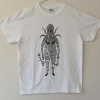 受注生産可【Tシャツ】タコ怪人
