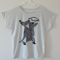 【レディースTシャツ】ミナミコアリクイ