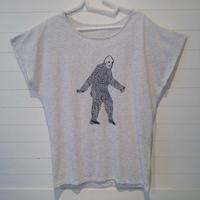 【レディースTシャツ】ビッグフット