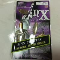 イマカツ ZINXチャター 3/8oz #ZX-004メッキゴールド