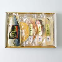 【送料無料】常きげん吟醸粕漬けお試しセット