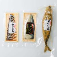 【送料無料】鯖のへしこお試しセット
