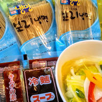 【3セットはコチラ】水キムチと韓国冷麺3食セット×3