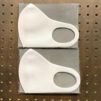 アラキマスク(ホワイト) 2枚セット