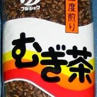 アウトレット在庫限り むぎ茶(丸粒)300g×2
