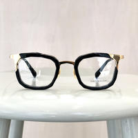 "MASAHIROMARUYAMA ""STRAIGHT"" MM-0023-1(black/gold)"