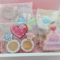 【A-5】名入れ、メッセージ無料★ウェディング焼き菓子ギフトS