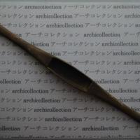 織り 織機 シャトル 杼 ストアーズno.61 4.4x3.5x2.2 cm shuttle 木製 オールド コレクション  のコピー