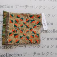 Hmong モン族 はぎれno.249  8x10 cm 刺繍布 古布 山岳民族 hilltribe ラオス タイ