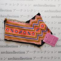 Hmong モン族 はぎれno.172  15x9 cm 刺繍布 古布 山岳民族 hilltribe ラオス タイ