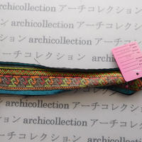 Hmong モン族 はぎれno.66  21x4 cm 刺繍布 古布 山岳民族 hilltribe ラオス タイ