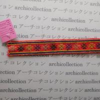 Hmong モン族 はぎれno.72  22x3 cm 刺繍布 古布 山岳民族 hilltribe ラオス タイ