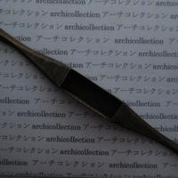 織り 織機 シャトル 杼 ストアーズno.104 4.1x3.6x2.7 cm shuttle 木製 オールド コレクション  のコピー