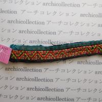 Hmong モン族 はぎれno.144  22x3 cm 刺繍布 古布 山岳民族 hilltribe ラオス タイ