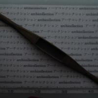 織り 織機 シャトル 杼 ストアーズno.101 5.3x3.8x2.8 cm shuttle 木製 オールド コレクション  のコピー