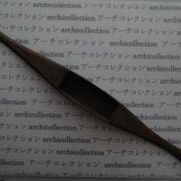 織り 織機 シャトル 杼 ストアーズno.83 4.3x3x2 cm shuttle 木製 オールド コレクション  のコピー