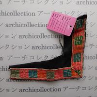 Hmong モン族 はぎれno.6  14x12 cm 刺繍布 古布 山岳民族 hilltribe ラオス タイ