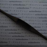 織り 織機 シャトル 杼 ストアーズno.118 4.4x3x2.5 cm shuttle 木製 オールド コレクション  のコピー