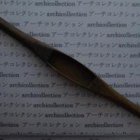 織り 織機 シャトル 杼 ストアーズno.132 4.1x3.2x2.5 cm shuttle 木製 オールド コレクション  のコピー