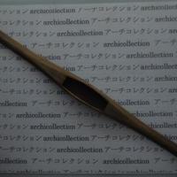 織り 織機 シャトル 杼 ストアーズno.53 4.8x3.5x2.2 cm shuttle 木製 オールド コレクション  のコピー