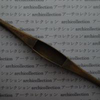 織り 織機 シャトル 杼 ストアーズno.67 4.3x3.7x2.4 cm shuttle 木製 オールド コレクション  のコピー