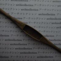織り 織機 シャトル 杼 ストアーズno.96 4.1x3.8x2.5 cm shuttle 木製 オールド コレクション  のコピー