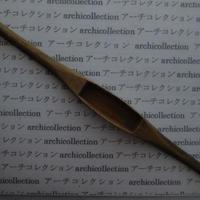 織り 織機 シャトル 杼 ストアーズno.68 4.x3.8x2.6 cm shuttle 木製 オールド コレクション  のコピー