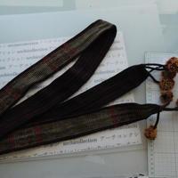 ナガ族のベルト布 no.13Lcm 綿 Naga tribe インド ミャンマー北部 India Nagaland ナガランド