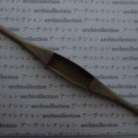 織り 織機 シャトル 杼 ストアーズno.72 .42x3.5x2.5 cm shuttle 木製 オールド コレクション  のコピー