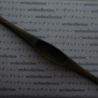 織り 織機 シャトル 杼 ストアーズno. 139 4.4x4x2.8cm shuttle 木製 オールド コレクション  のコピー