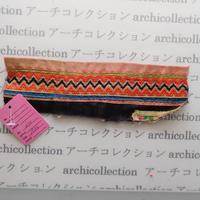 Hmong モン族 はぎれno.70  19x6 cm 刺繍布 古布 山岳民族 hilltribe ラオス タイ