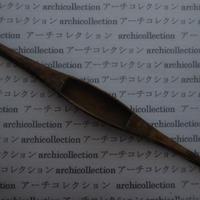 織り 織機 シャトル 杼 ストアーズno.116 4x3.5x2.8 cm shuttle 木製 オールド コレクション  のコピー