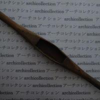 織り 織機 シャトル 杼 ストアーズno. 119 3.9x4x2.5cm shuttle 木製 オールド コレクション  のコピー