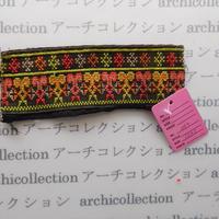 Hmong モン族 はぎれno.59  15x5 cm 刺繍布 古布 山岳民族 hilltribe ラオス タイ