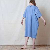 "Kate Sheridan""Edie Dress""(blue seersucker)women's"