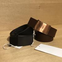 "ASEEDONCLOUD""Handwerker leather belt"""