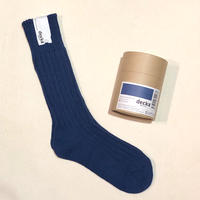 decka quality socks (cased heavy weight socks) navy