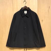 "Jackman""high density coach jacket""(dark navy)"