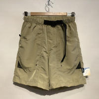"""THOUSAND MILE """"utility shorts"""" (khaki)"""