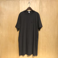 "HUE 3pocket T-shirts ""long length"" (black) unisex"