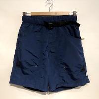 """THOUSAND MILE """"utility shorts"""" (navy)"""
